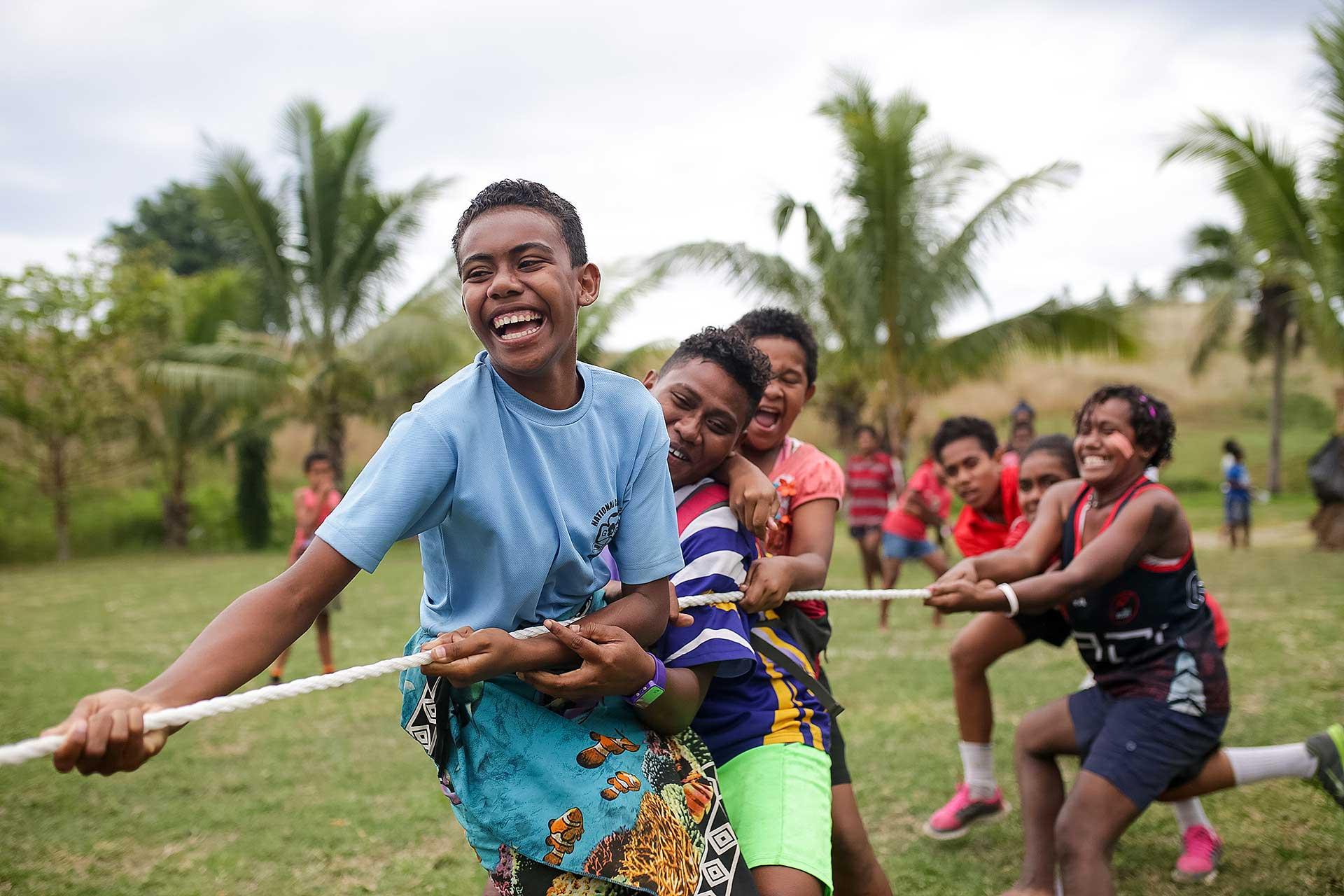 Unforgettable Fiji
